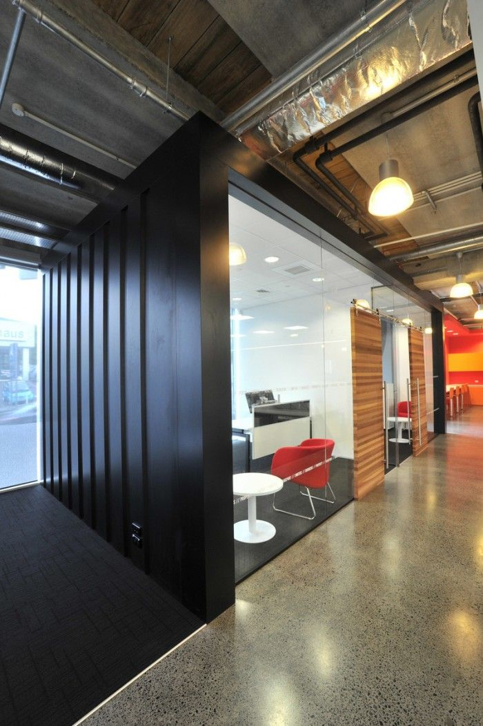 14 best green workspace images on pinterest auckland for Office design auckland