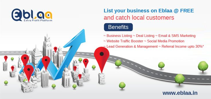 Grow your business with #Eblaa Free #Business #Listing & #Deal ...