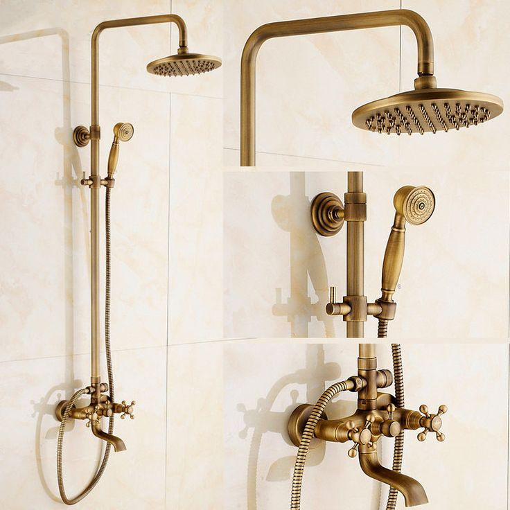 90 best Master Bath images on Pinterest | Bathtubs, Brass faucet and ...