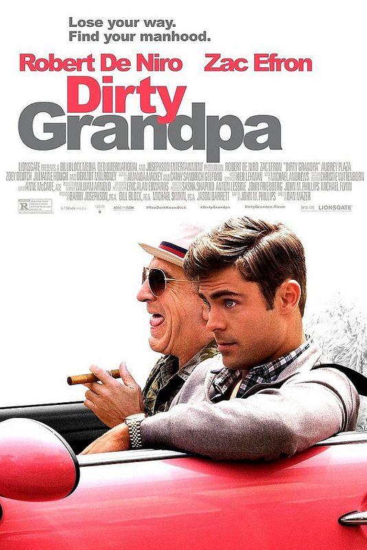 Watch Dirty Grandpa (2016) Full Movies (HD quality) Streaming