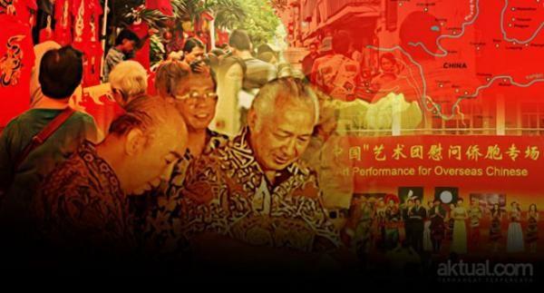 Menelisik Jejak-Jejak Gurita Cina di Bumi Nusantara, Dulu dan Sekarang