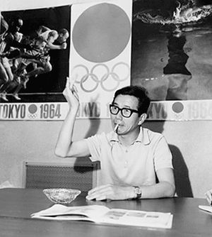 市川崑総監督が語る名作『東京オリンピック』(2) - 東京オリンピック1964 - JOC