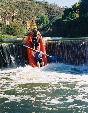 Amazing Rafting Race From R 385.95
