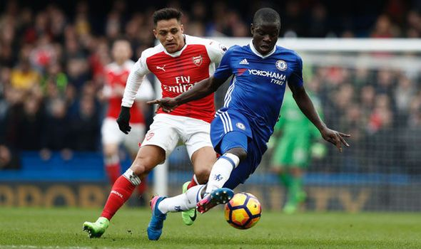 N'Golo Kante discusses Chelsea title chances after brushing aside Arsenal   via Arsenal FC - Latest news gossip and videos http://ift.tt/2ksFrfF  Arsenal FC - Latest news gossip and videos IFTTT