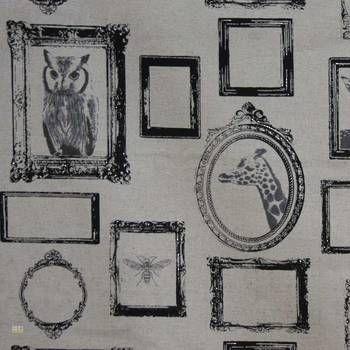Echino_JPN : Photo frames in Neutral