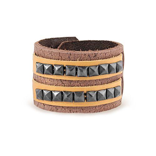 handmade chocalete bracelet by deriart