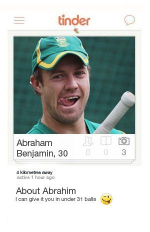 10 Tinder accounts for our favourite South African personalities What would Tinder be like if Helen, Oscar, Malema, Zuma, Thuli and Steve Hof were up for grabs? Here's what we reckon their bios would say... http://www.thesouthafrican.com/10-tinder-accounts-for-our-favourite-south-african-personalities/