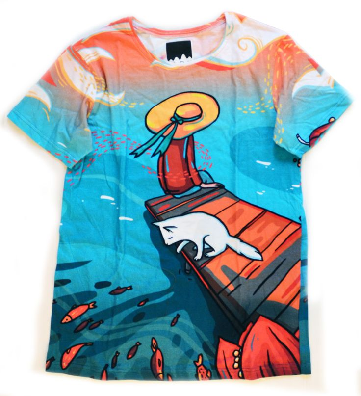 Miu Mau T-Shirt made at Print All Over Me