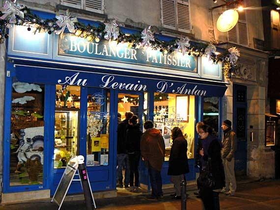 Pariisissa lähes joka kadunkulmassa on boulangerie eli leipomo. Kiireiselle tai tiukalla budjetilla matkustavalle turistille leipomot ovat pelastus. Lue ja katso lisää: http://plaza.fi/matkalaukku/eurooppa/ranska/pariisi/pariisin-leipomot-ja-konditoriat-hurmaavat-herkkusuun