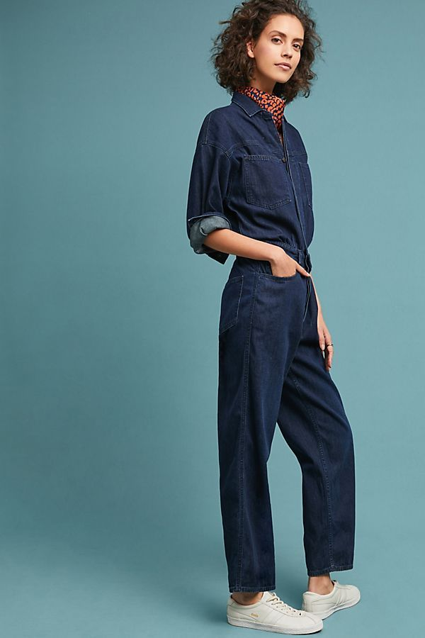 ccccf522b8ad Slide View  3  Citizens of Humanity Amber Denim Jumpsuit
