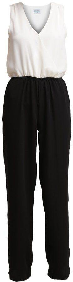 Pin for Later: Die 50 schönsten Kleider für deinen Abiball  Compañía fantástica Jumpsuit schwarz/weiß (55 €)