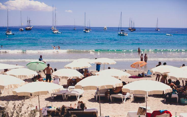 Las Salinas, Ibiza
