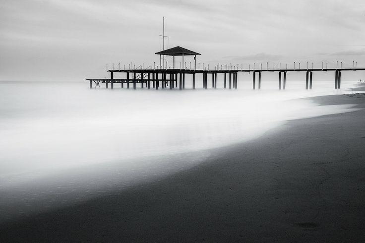Winter sea by Maratti Z on 500px