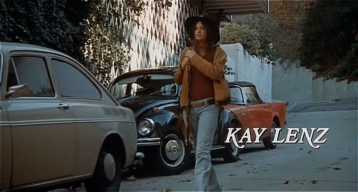 Title sequence. Credit for Kay Lenz | Breezy (1973)