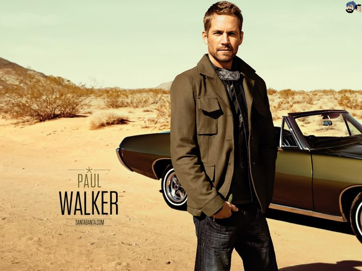 Paul Walker Wallpaper HD