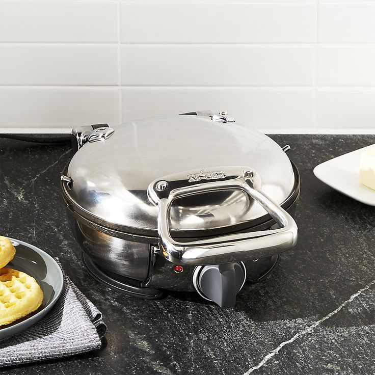 Free Shipping. Shop All-Clad ® Waffle Maker. Create delicious waffles for breakfast, brunch or dinner with All-Clad's classic round waffle maker.