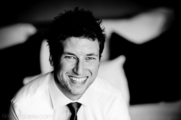 Groom - Riekert Cloete Wedding Photography