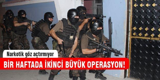 Bir haftada ikinci büyük şafak operasyonu! http://www.haberinadresi.com/