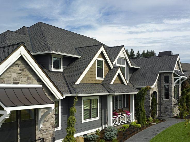 Landmark Roofing Shingles Pin by CertainTeed Roofing on Presidential Shake   Pinterest