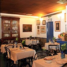 Restaurante Sacha Madrid