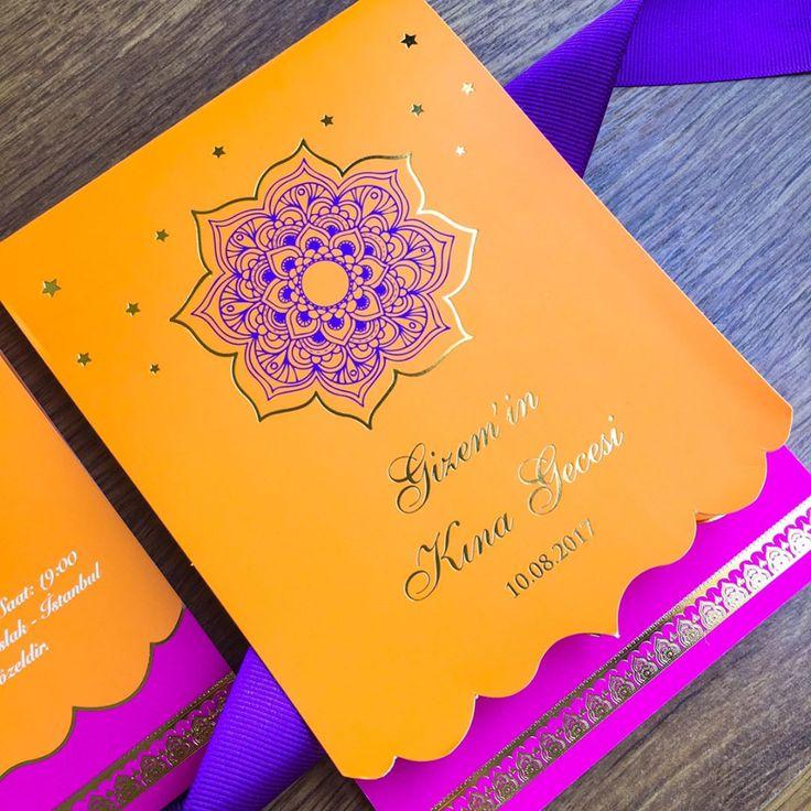 Moroccan Henna Invitation - Kına Gecesi Davetiyesi✨ . . . #davetiye #davetiyetasarim #dugundavetiyesi #kinadavetiyesi #nikahsekeri #savethedate #kinagecesi #hennanight #wedding #weddinginvitation #weddingdetails #hochzeit #hochzeitskarten #bruiloft #braut #einladungskarten