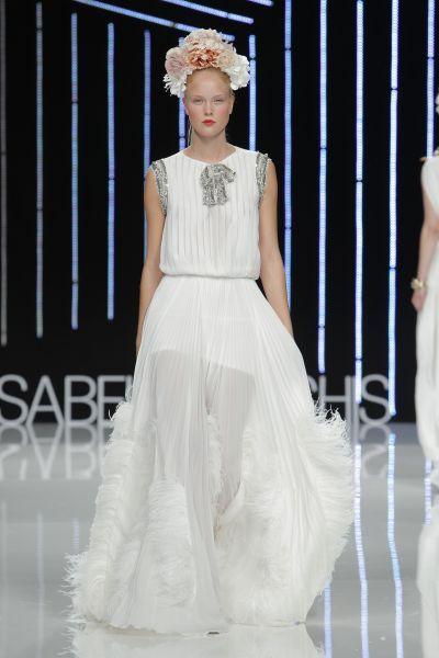Vestidos de novia con cintas y lazos 2017: 30 diseños llenos de romanticismo Image: 16