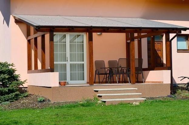 Prestrešenie terasy je projekt na predĺžený víkend | Gazduj.sk