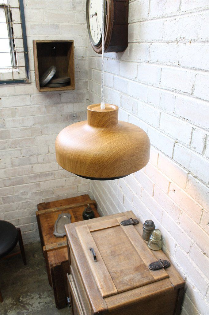 Retro Danish pendant light - Nordic pendant