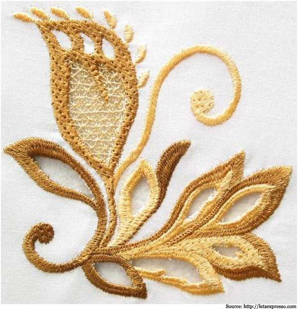 Top 20 Hand-Machine Embroidery Designs for Salwar Kameez & Sarees