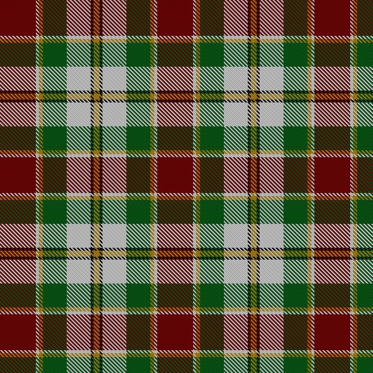 Information from The Scottish Register of Tartans - MacLachlan Tartan