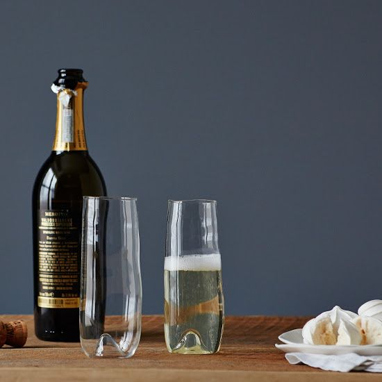 Prosecco Glass (Set of 2) on Food52: http://food52.com/provisions/products/913-prosecco-glass-set-of-2 #Food52