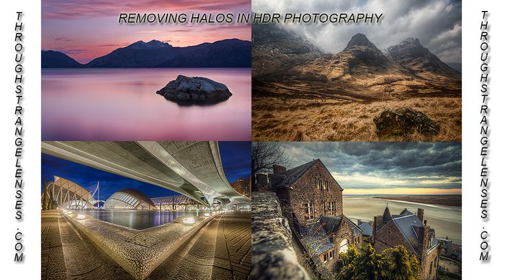HDR Tutorial - Removing Halos in HDR Photography Using Photomatix