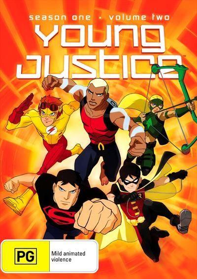 Young Justice - Season 1 - Vol 2