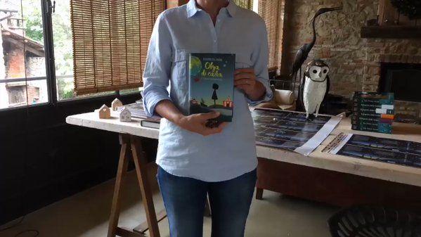 """Elisabetta Gnone on Twitter: """"L'edizione speciale di Olga di carta con il poster del Il Mio Mio Magnifico Spettacolo, pubblicata in questi giorni da Salani #olgadicarta https://t.co/FR1KtTYjpJ"""""""