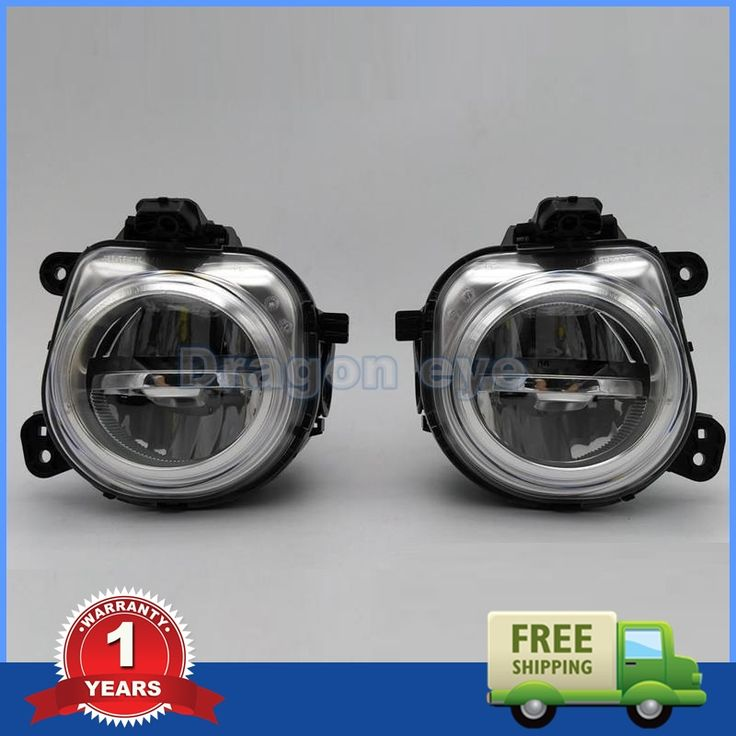 160.00$  Watch now - http://alixs2.worldwells.pw/go.php?t=32777912961 - 2 pcs Free Shipping For BMW X3 F25 X4 F26 X5 F15 X5 M F85 X6 F16 X6 M F86 New Front LED DRL Fog Light Fog Lamp Assembly  160.00$
