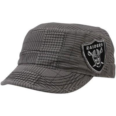 Oakland Raiders Women's Military Hat