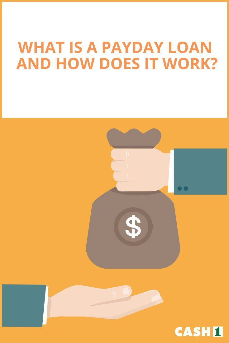 What is a payday loan? You can read about how payday loans work and decide if it's the right next day loan for you. CASH 1 is a payday lender in Nevada.