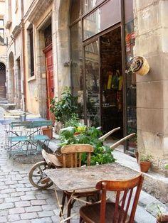 Lyon, France (Vieux Lyon)