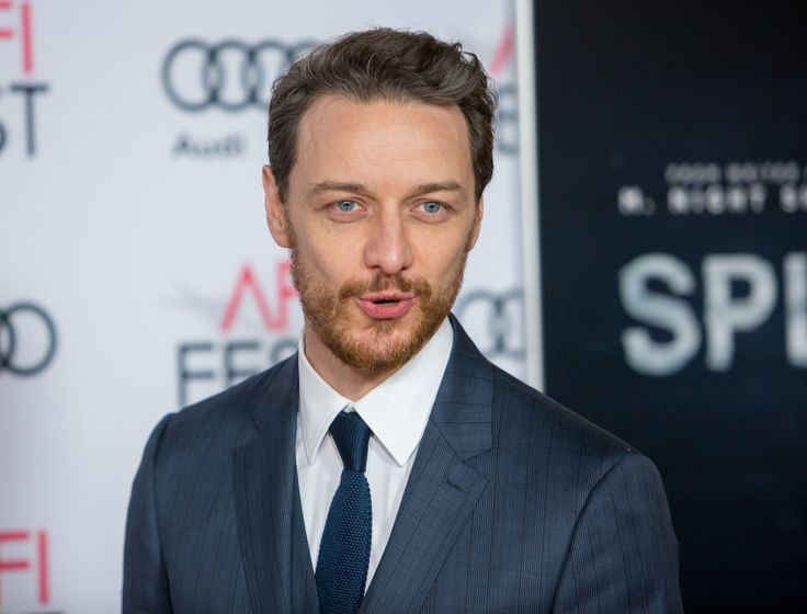 Video: #JamesMcAvoy reveals what it was like playing 23 different personalities in #SplitMovie