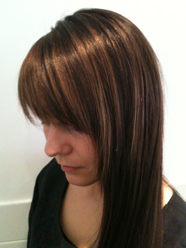 hair color ideas highlights and lowlights pictures - 1000 images about My Style on Pinterest
