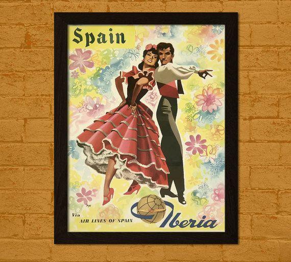 Impression de voyage Espagne  Iberia Airlines par VoyagesVoyages
