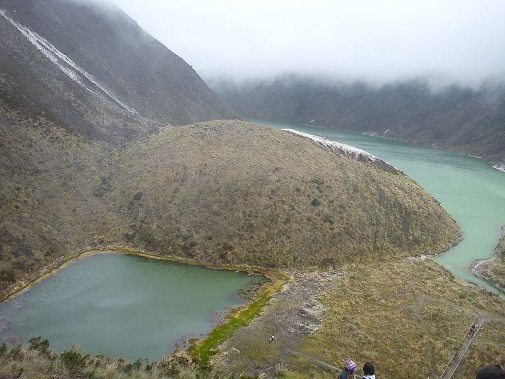 Laguna verde (Pasto, Nariño)