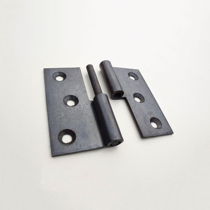 LO-17R Hand Forged Iron Lift Off Hinges