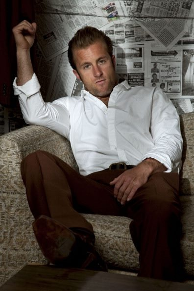 My crush...Scott Caan. :)