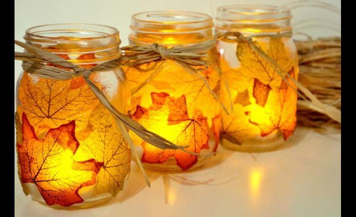 Trouvailles Pinterest: Bonjour l'automne