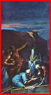 Magia e stregoneria nel Medioevo, Streghe e incantesimi, di Salvator Rosa