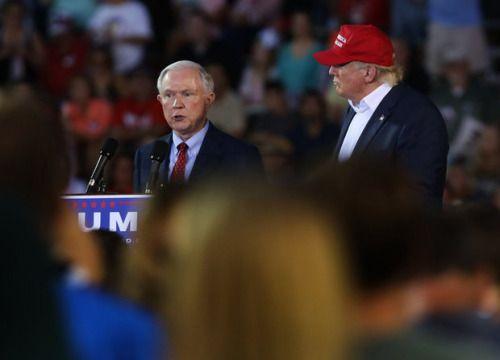 Sessions First Senator to Endorse Trump #JeffSessions... #JeffSessions: Sessions First Senator to Endorse Trump… #JeffSessions