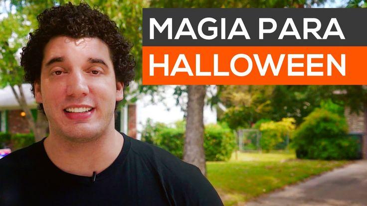 Trucos de magia para Halloween , divierte y asusta a tus amigos