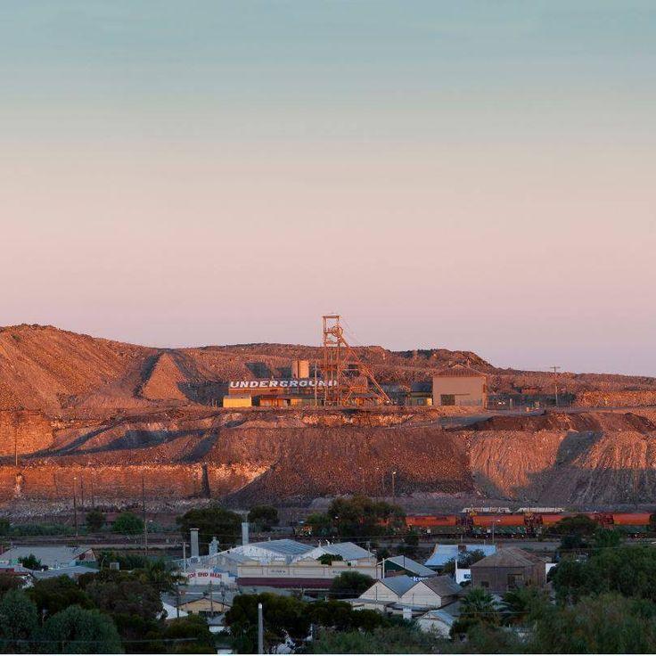 Broken Hill NSW, Home of BHP Billiton