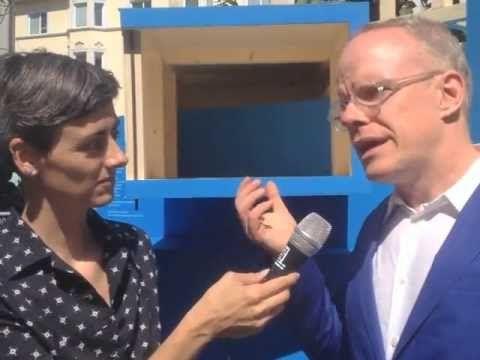 Hans Ulrich Obrist und 89plus: das ist die Zukunft der Kunst